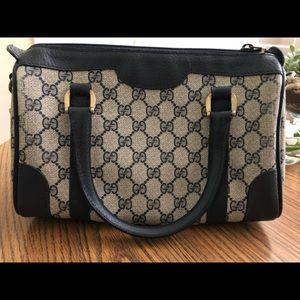 Gucci bag, vintage